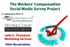 Preliminary Workers' Comp Social Media Survey Results Revealed